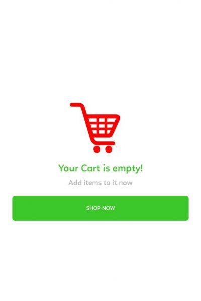 grocery app development